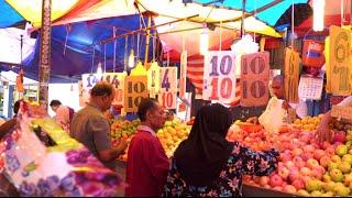 The Bazaar Baru Chow Kit ( Fruits Corner )