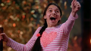 getlinkyoutube.com-素晴らしいの一言。二の国でゴールデン獲得の13歳の神の子の歌声。オーデションで審査員や観客が神が遣わしたと言わした美少女が America s Got Talent  に登場。