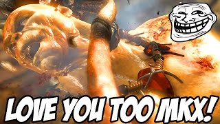 "getlinkyoutube.com-AM I BEING TROLLED RIGHT NOW? IS MKX TROLLING ME? - Mortal Kombat X ""Cyrax"" Gameplay"