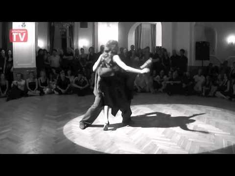 Horacio Godoy & Magdalena Gutierrez, Danubiando Budapest 2011, 5-4,