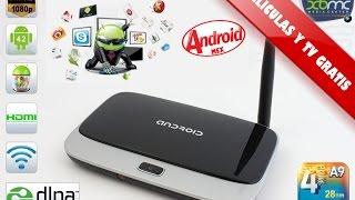 getlinkyoutube.com-Joinet Android TV Smart Tv Canales de Paga Gratis Peliculas Tv Box IPTV