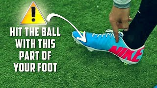 getlinkyoutube.com-How To Shoot a Free Kick in a Match - Pro Curve Tutorial