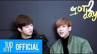 getlinkyoutube.com-[GOT2DAY] #12 Youngjae + BamBam