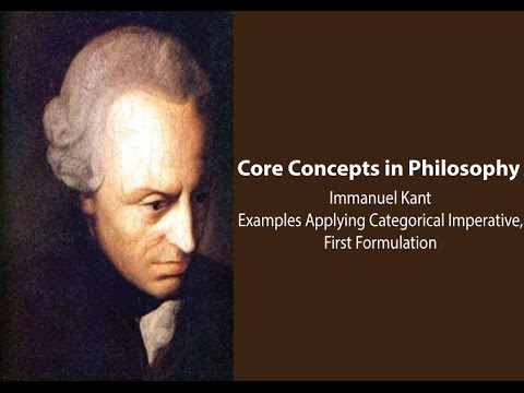 an analysis of emmanuel kants distinction of action in duty and from duty What does kant mean when he contrasts inclination and duty in fundamental principles of the metaphysics  kant's point, with the distinction.