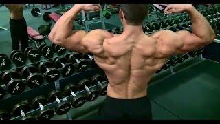 getlinkyoutube.com-Brandon Bass - Back Workout - BrandonBass.com