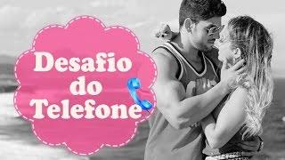 getlinkyoutube.com-Desafio do telefone com namorado por Kathy Castricini