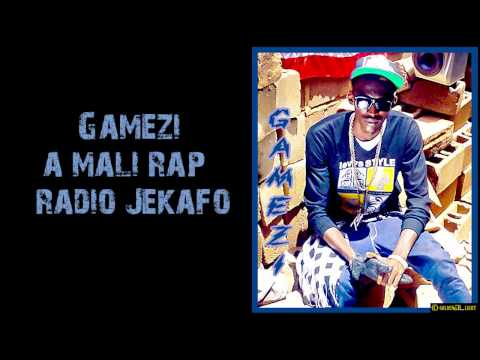Gamezi à mali rap  radio Jekafo 07 09 2013