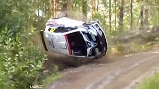 getlinkyoutube.com-Rally Crashes Compilation - Rally Action Part14