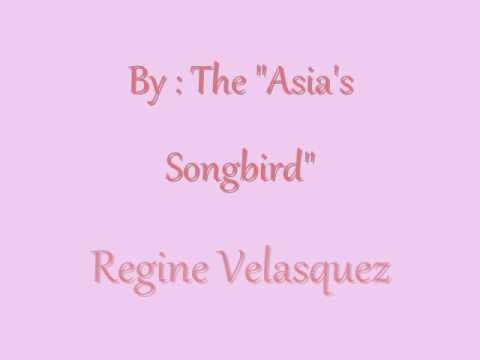 Fallin' - Regine Velasquez