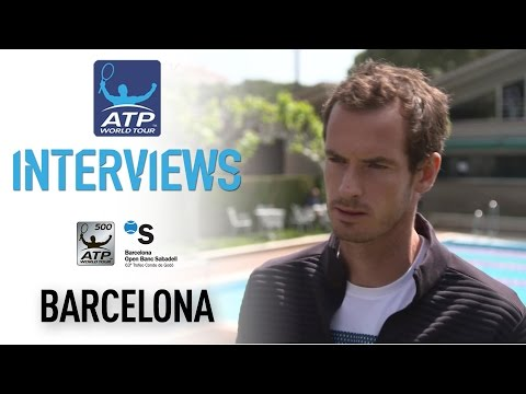Murray Aims For Match Play At Barcelona 2017