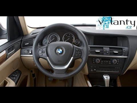 Как снять подушку безопасности BMW X3 F25 VOLANTY.CZ