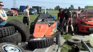 getlinkyoutube.com-wouter autocross den horn 3-9-2011