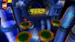 getlinkyoutube.com-Crash Bandicoot 2 - All Bosses