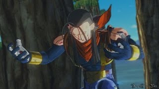 getlinkyoutube.com-【PS4】DRAGON BALL XENOVERSE - Parallel Quest ★7 追加PQ4 究極人造人間!超17号(大成功クリア)