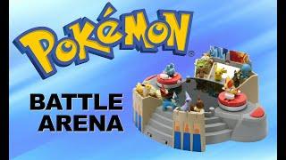 getlinkyoutube.com-Pokemon Battle Arena toy by Tomy - Pokémon X & Y