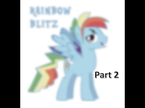 Rule 63: Rainbow Blitz [Test] Part 2