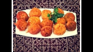 getlinkyoutube.com-اعداد المعقودة بالبطاطس المغربية الرائعة مثل المطاعم Potato Patties/galette pomme de terre