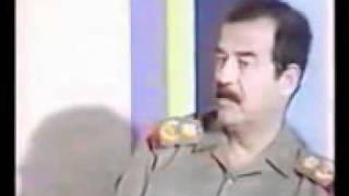 getlinkyoutube.com-فضائح . فضائح . صدام يفضح حكام الخليج