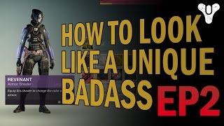 getlinkyoutube.com-Destiny - How to look like a Unique Badass - Episode 2: That Shader Swag