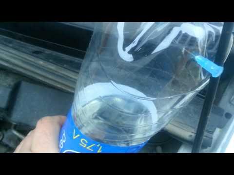 Раскоксовка водой день второй часть 2