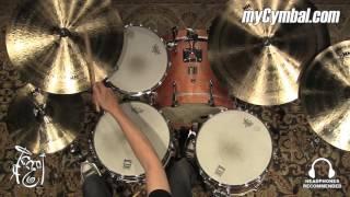 Sabian HH Vanguard Cymbal Set - Played by Tom Lonardo (SET-1040916D)