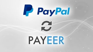 PayPal to Payeer