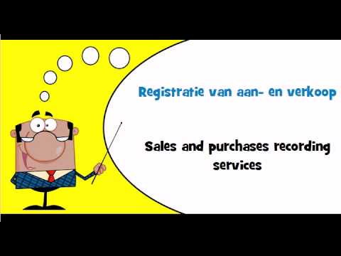 Let's learn Dutch #Theme = Accounting, auditing and fiscal services