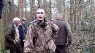 Northern Hunt Saboteurs Stop Dig-Out of a Fox 2011
