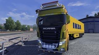 getlinkyoutube.com-scania R700 +Download ETS2 v1.15 (Euro Truck Simulator 2)
