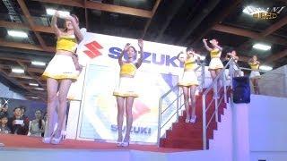 getlinkyoutube.com-suzuki SG熱舞 舞台2(1080p)@2014 台北車展[無限HD]