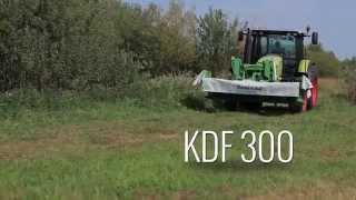 Косилка дисковая KDF 300