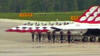 TB160514 USAF Thunderbirds Cockpit Communications McGuire 2016 Saturday