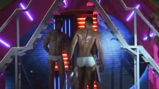 getlinkyoutube.com-Mister Universo Brasil 2013 (Etapa Best Body) - Victoria Haus