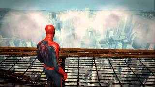 getlinkyoutube.com-The Amazing Spiderman - Free Roam Gameplay