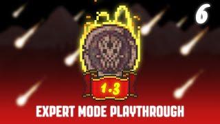 getlinkyoutube.com-Terraria - [1.3 Expert Mode Playthrough] Yuri's Adventure Part 6: Hardmode Dungeon, Duke Fishron