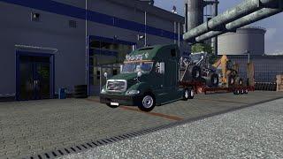 getlinkyoutube.com-Обзор Мода Freightliner Century/Columbia Для ETS2