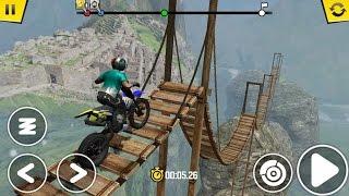 getlinkyoutube.com-Trial Xtreme 4 - Motor  - Motocross Racing - Videos games for Kids - Girls - Baby