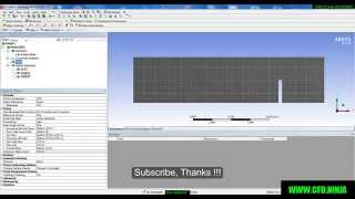 getlinkyoutube.com-ANSYS FLUENT - Free Surface - TUTORIAL Part 2/3
