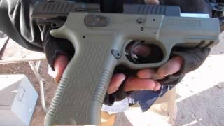 getlinkyoutube.com-Sarsilmaz SAR CM9 Polymer Pistol - SHOT Show 2012
