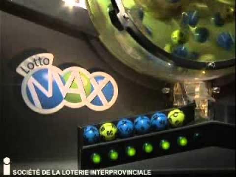 Tirage Lotto Max 24 mai 2013