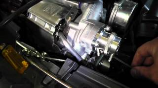 getlinkyoutube.com-Forge Pop-off Ventil für Citroen DS3 THP150-200 Racing