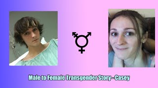 getlinkyoutube.com-Real Male to Female Transformation / Boy to Girl Transformation Transgender Timeline 1 Year