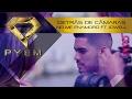 NO ME ENAMORO - PYEM ft JOWELL Detrás de Camaras