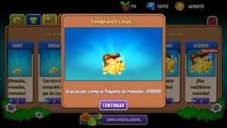 getlinkyoutube.com-Comprar todo en Plantas vs Zombies 2 con una gema