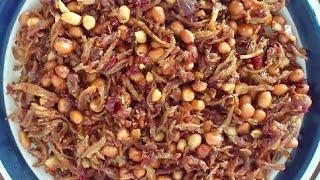 getlinkyoutube.com-Sambal Ikan Bilis (Anchovies in Chilli Paste)