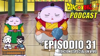 getlinkyoutube.com-Dragon Ball Super: Episodio 31 | Podcast #24 (Edición en Vivo)