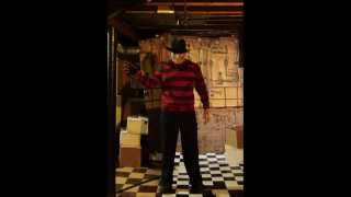 getlinkyoutube.com-Freddy Krueger 2010 Costume