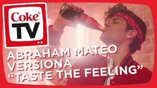 """getlinkyoutube.com-¡Abraham Mateo nos canta """"Taste the Feeling"""" en su nuevo videoclip con Coca-Cola!"""