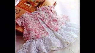 getlinkyoutube.com-Детские платья крючком