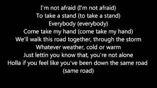getlinkyoutube.com-Eminem - Not Afraid Lyrics (HD)